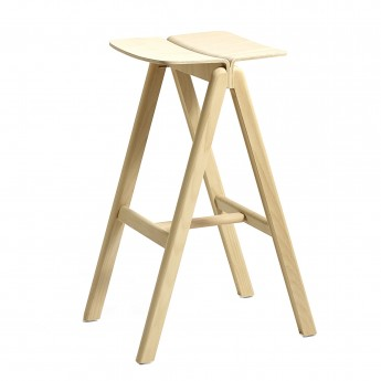 Tabouret COPENHAGUE hêtre naturel