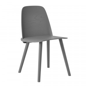 Chaise NERD gris