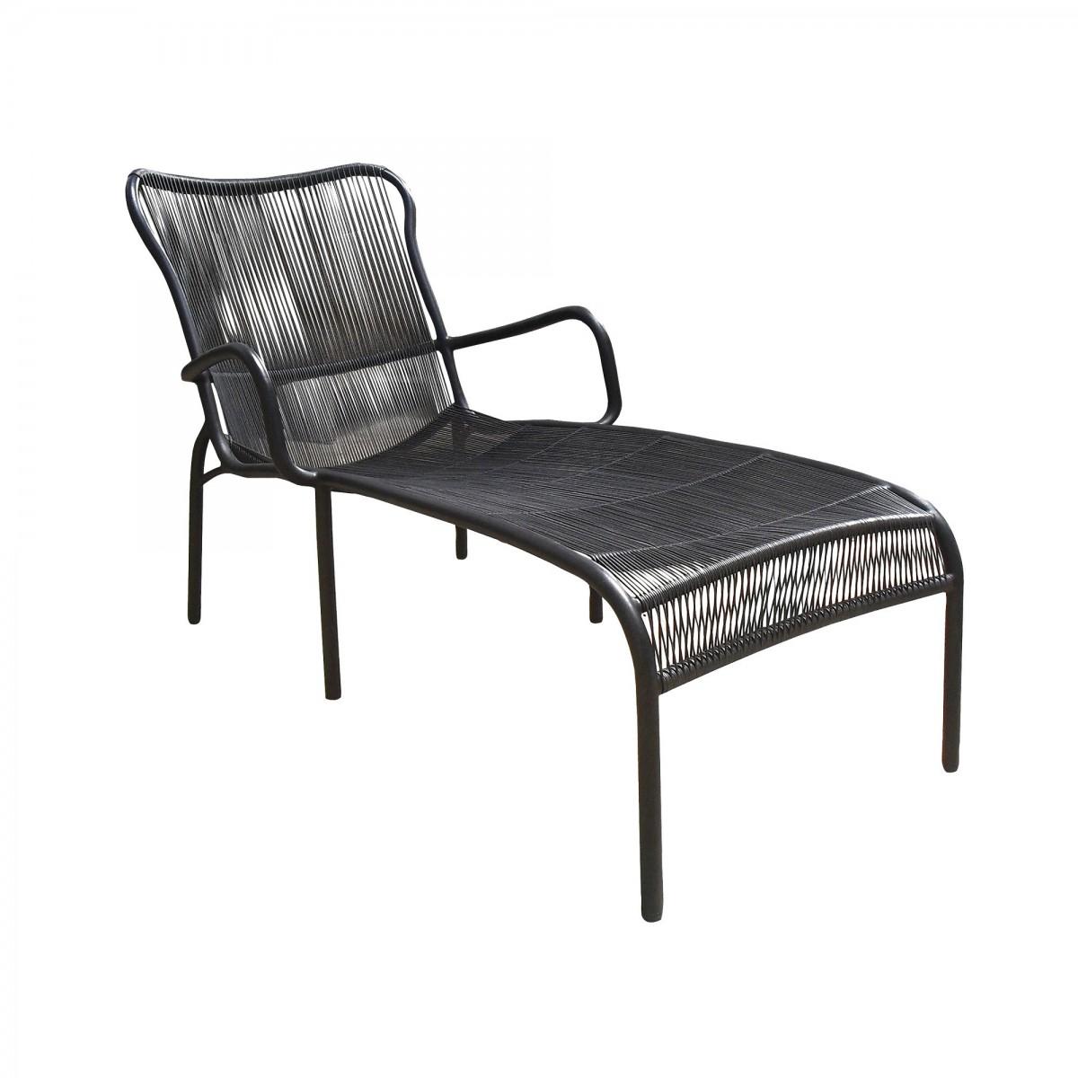 loop chaise longue black 30 Bon Marché Chaise Médaillon Uqw1
