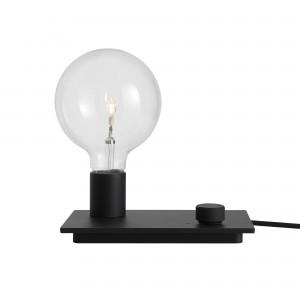 Lampe CONTROL noir