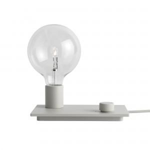 Lampe CONTROL gris