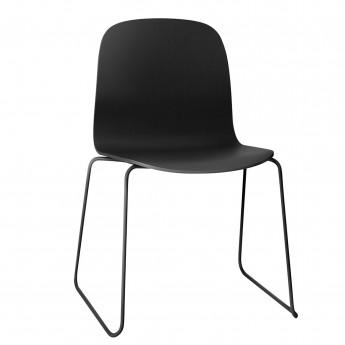 Chaise VISU pieds métal