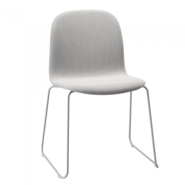 chaise visu en m tal muuto. Black Bedroom Furniture Sets. Home Design Ideas