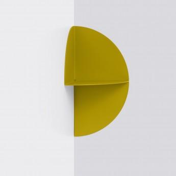 Etagères PIVOT No 2 jaune