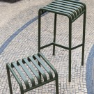 Tabouret PALISSADE anthracite