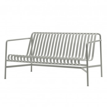 Lounge sofa PALISSADE anthracite