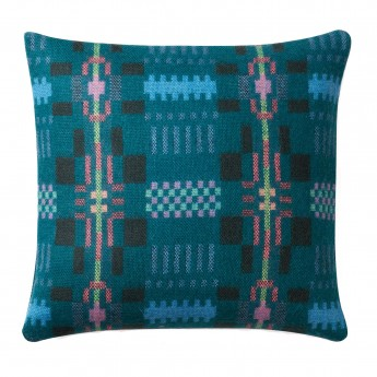 Coussin BORA forest reverse