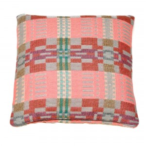 Coussin BORA pink slate