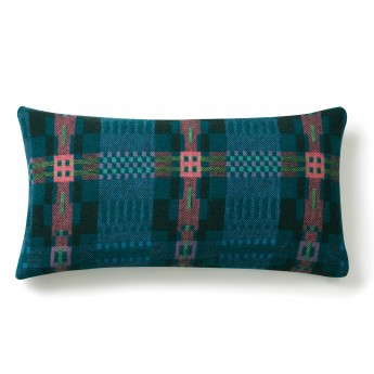 Coussin rectangulaire BORA forest