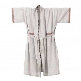 Kimono BLISS gris clair