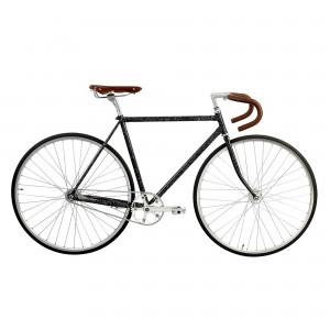 Vélo de ville AMSTEL noir