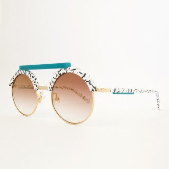 Lunettes MOON White tiger