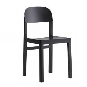 Chaise WORKSHOP noir