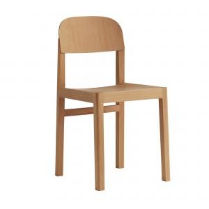 Chaise WORKSHOP pin d'orégon