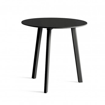 Table Copenhague deux 220 - noir