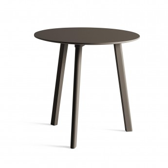 Table Copenhague deux 220 - beige/gris