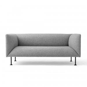 GODOT 2 seater sofa grey