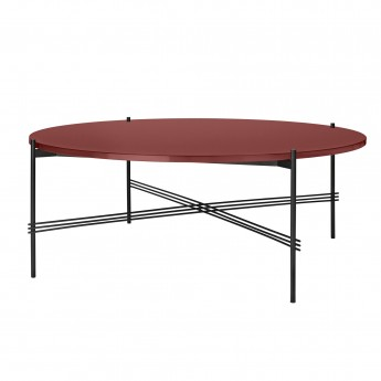 Table TS rouille rouge L