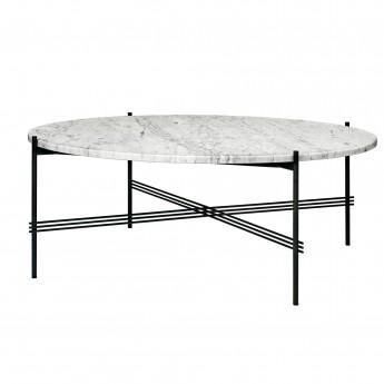 Table TS marbre blanc L
