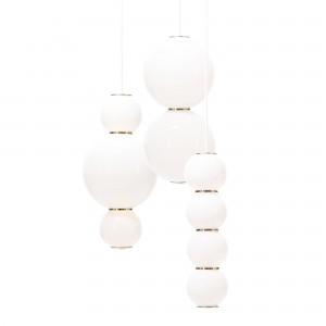 PEARLS pendant lamp 3 units