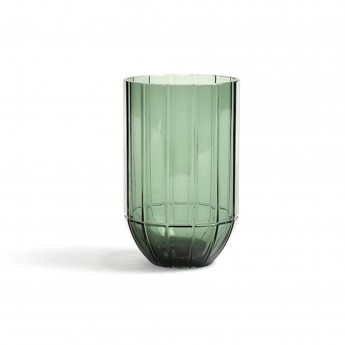 Vase COLOUR bleu M