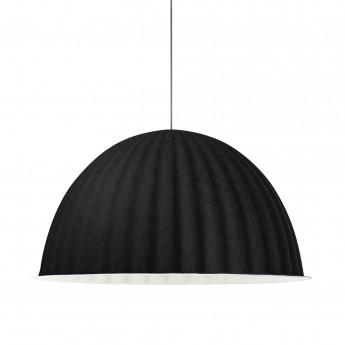 Lampe UNDER THE BELL noir
