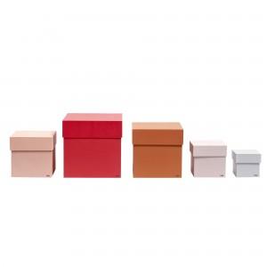BOX BOX red