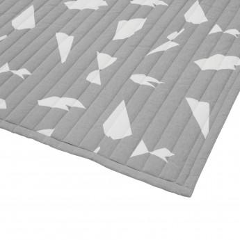 couverture CUT BED grise
