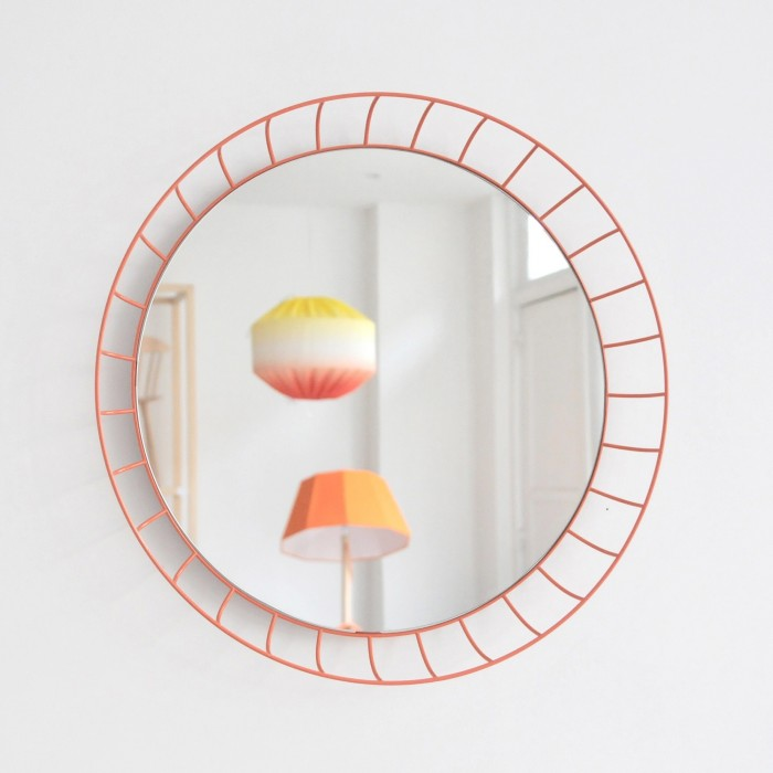 Round mirror STILK