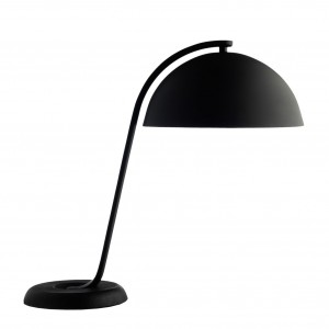 lampe de table cloche en fonte et aluminium wrong for hay. Black Bedroom Furniture Sets. Home Design Ideas