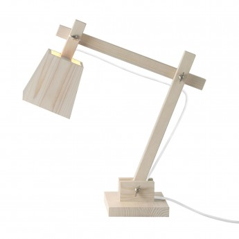 Lampe WOOD