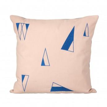 CONE pink cushion