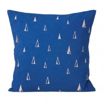CONE blue cushion