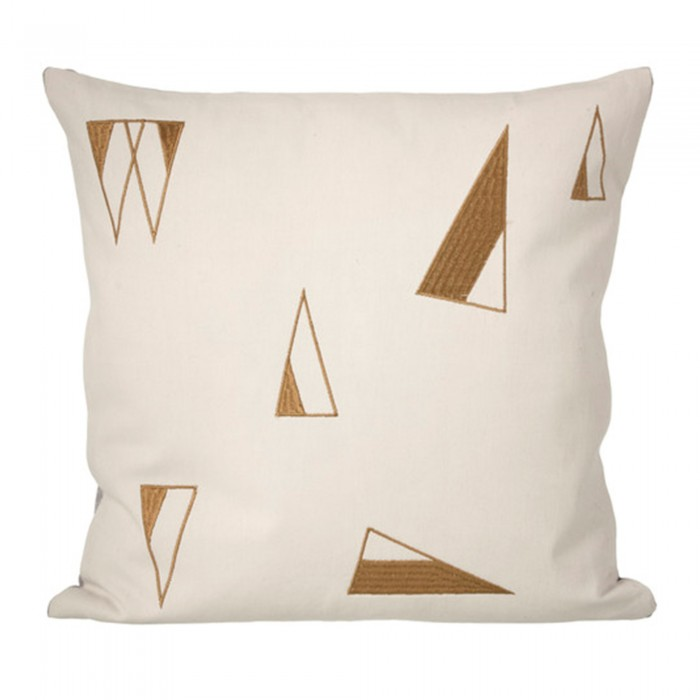 Coussin CONE menthe