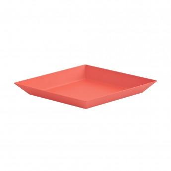 Plateau Kaleido XS rouge