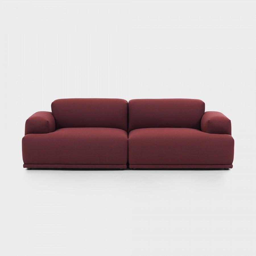 canap 2 places connect de muuto muuto. Black Bedroom Furniture Sets. Home Design Ideas