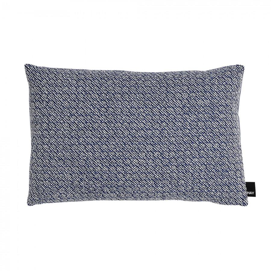 eclectic cushion s denim hay