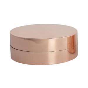 Boîte en cuivre LUX
