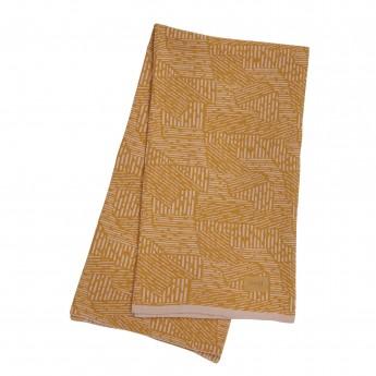 MAZE blanket - Curry