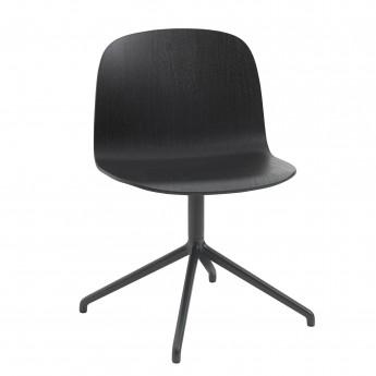 Chaise large VISU - pied pivotant