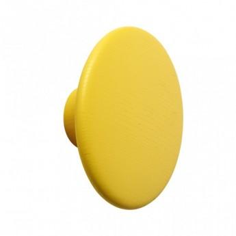 Patères DOTS jaune