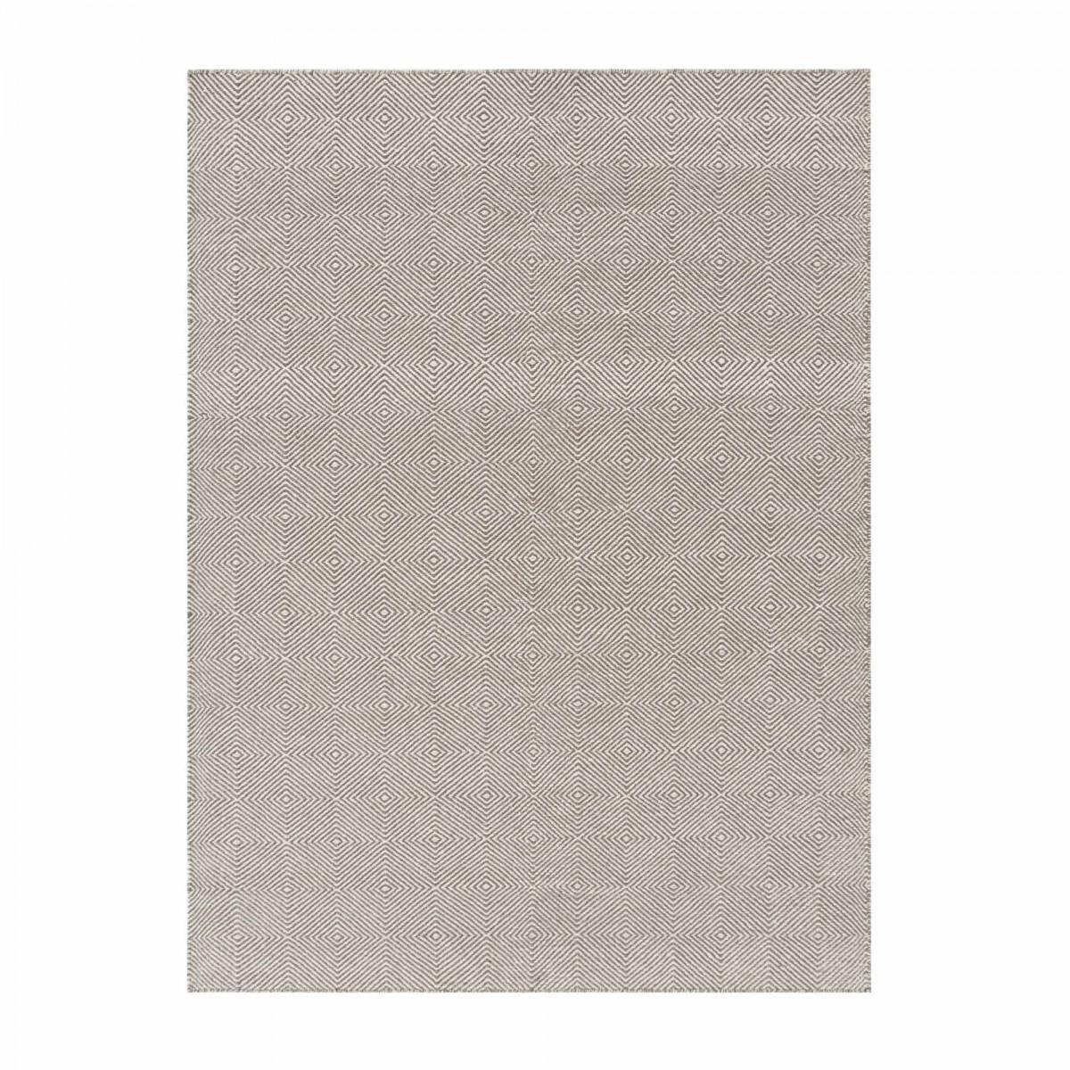 tapis sail taupe en laine gan rugs. Black Bedroom Furniture Sets. Home Design Ideas