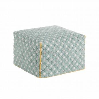SILAI Little pouf Celadon