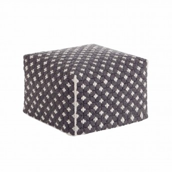 SILAI Little pouf Dark grey