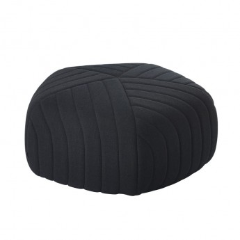 FIVE Pouf dark grey