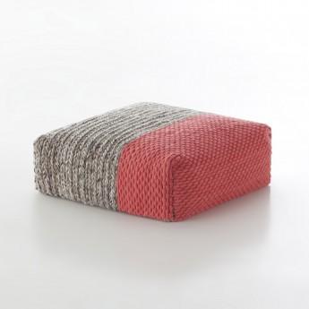 PLAIT Mangas pouf
