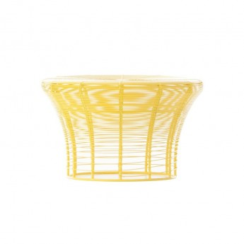 ARAM low stool yellow