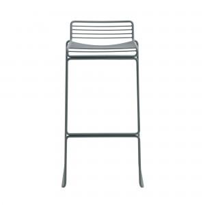 HEE bar stool grey