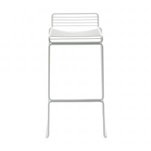 HEE bar stool white