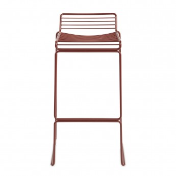 HEE bar stool rust